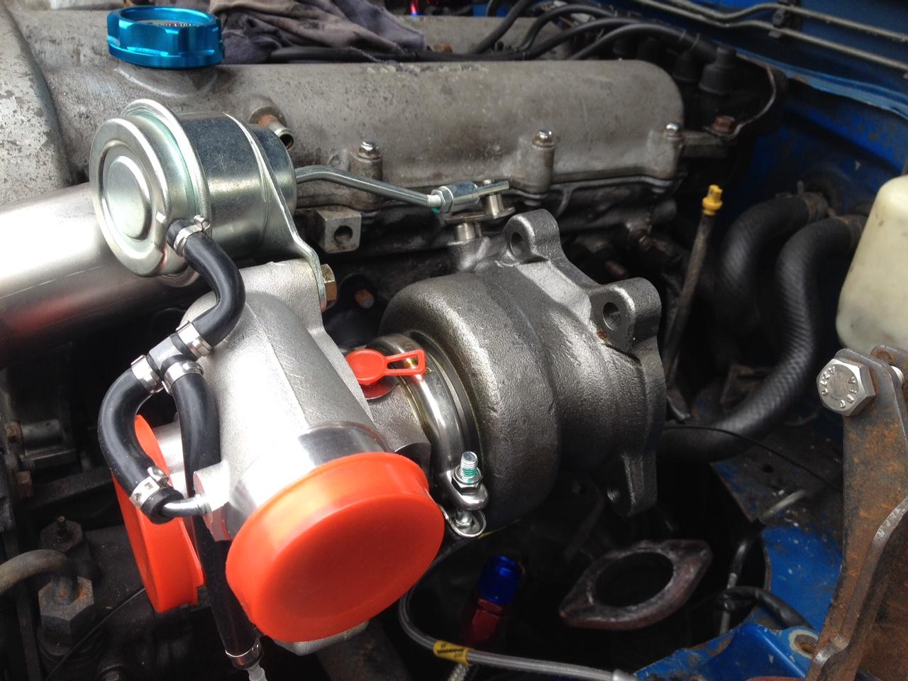 Ford Focus Mk4 >> Mazda MX5 1.6 Mk1 or Mk2 Impreza TD04 Exhaust Turbo ...