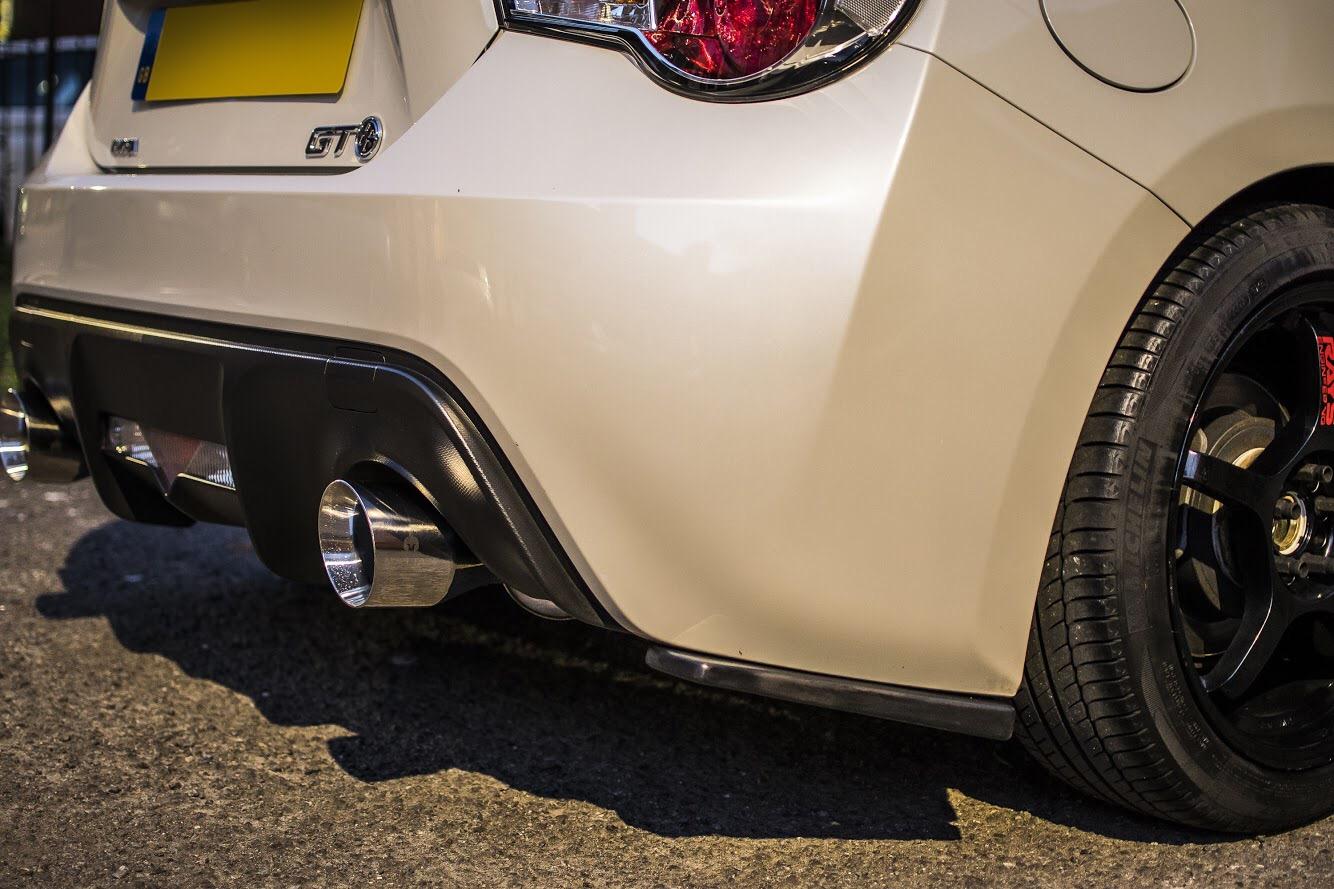Subaru Brz Toyota Gt86 Catback Performance Stainless Steel