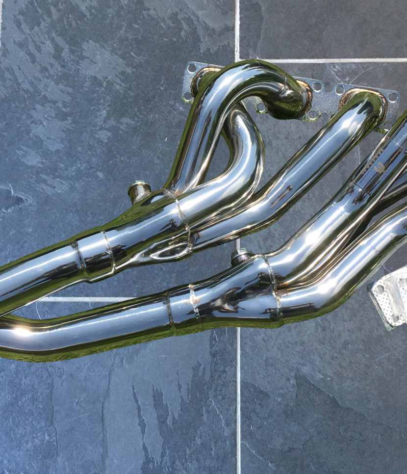 Bmw E36 323 325 328 M3 Tubular Stainless Exhaust